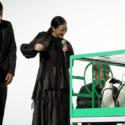 蒼井優「ペンギンが肩を組んでいる!」とメロメロ、西島秀俊も驚きの表情