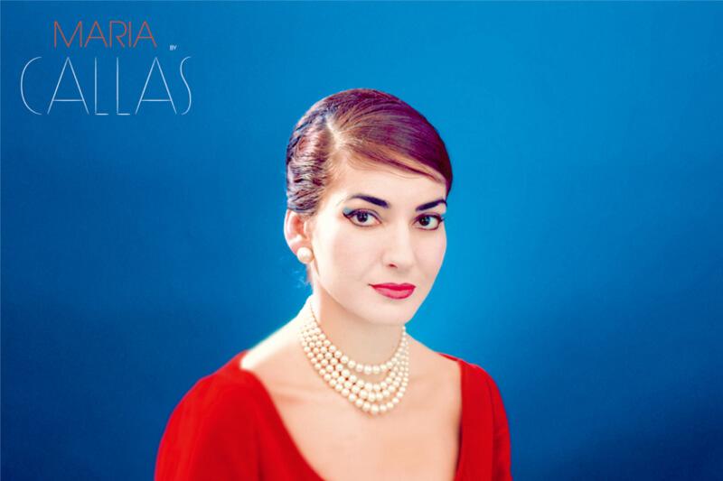 映画『私は、マリア・カラス』初映像で知るディーヴァの真実の姿 カバー