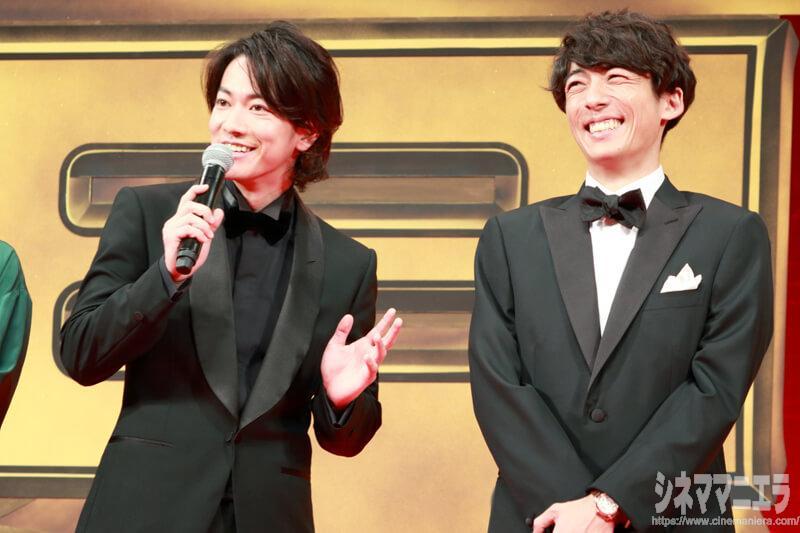 親友役を演じた佐藤健と高橋一生