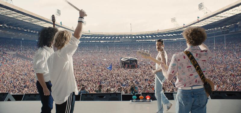 映画『ボヘミアン・ラプソディ』( Bohemian Rhapsody )