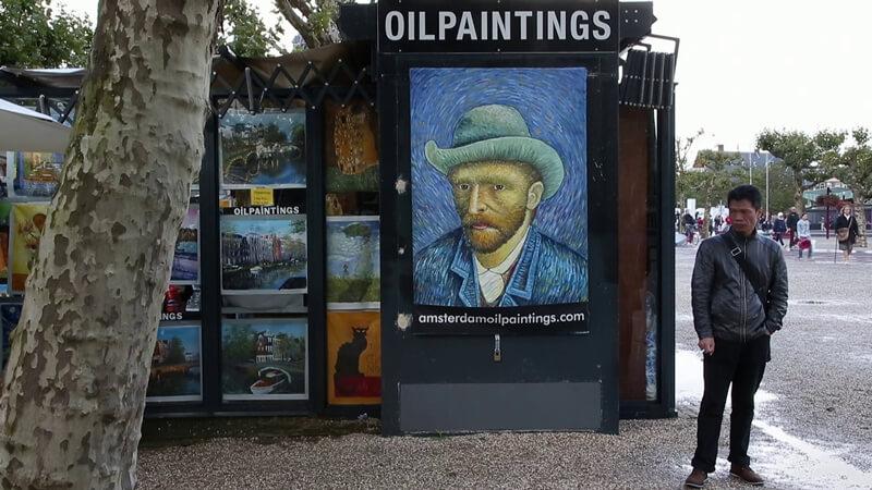 映画『世界で一番ゴッホを描いた男』(原題 中國梵高| 英題 China's Van Goghs )