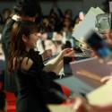 川栄李奈、映画『人魚の眠る家』第31回東京国際映画祭レッドカーペットセレモニー