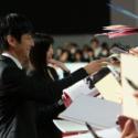 西島秀俊、映画『人魚の眠る家』第31回東京国際映画祭レッドカーペットセレモニー