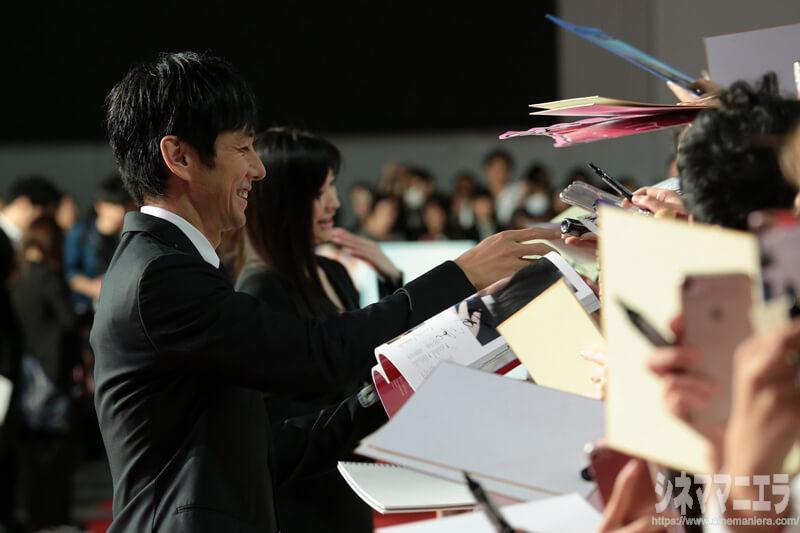 篠原涼子×西島秀俊『人魚の眠る家』魅力を国際映画祭でアピール!
