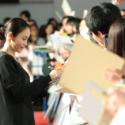 山口紗弥加、映画『人魚の眠る家』第31回東京国際映画祭レッドカーペットセレモニー