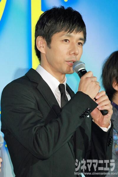 西島秀俊「私事で申し訳ないです。ありがとうございます」