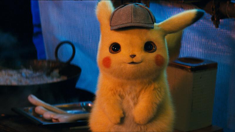 名探偵ピカチュウ(原題 Pokémon Detective Pikachu)