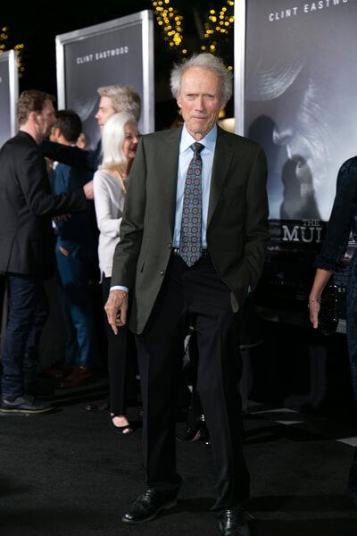 巨匠クリント・イーストウッド監督、映画『運び屋』ワールドプレミアにて