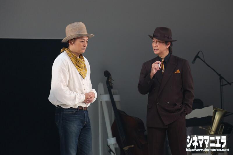 舞台「日本の歴史」のワンシーン