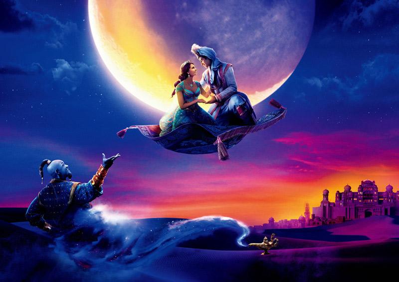 映画『アラジン』(原題 Aladdin )