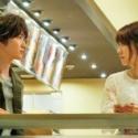 慎一郎と葵は駅前のカフェで