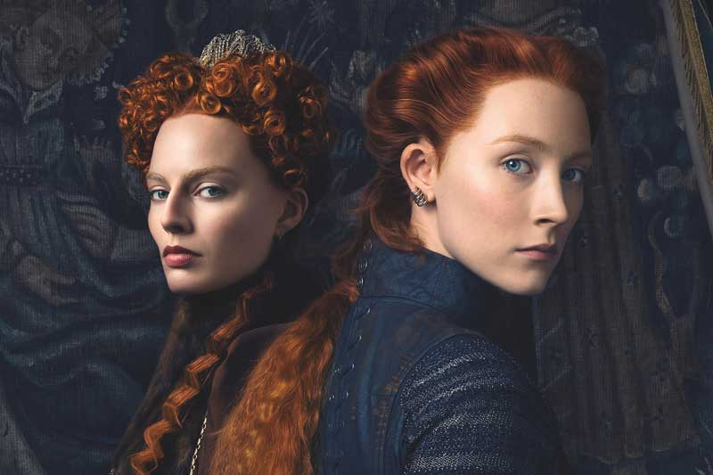ふたりの女王 メアリーとエリザベス(原題 Mary Queen of Scots )