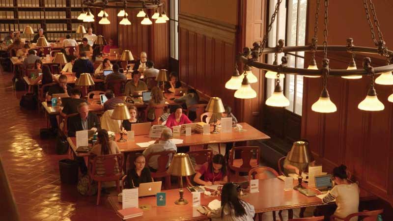 映画『ニューヨーク公共図書館 エクス・リブリス』