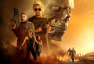 映画『ターミネーター:ニュー・フェイト』(原題 Terminator: Dark Fate )