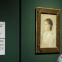「17歳のエミーリエ・フレーゲの肖像」(1891年) グスタフ・クリムト作