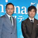 佐藤浩市と渡辺謙は、映画『許されざる者』以来9年ぶりの共演
