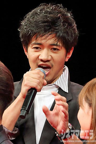 和田の台詞は「てー!」ばかり、バリエーションをつけたが、完成作では…。