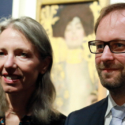 ベルヴェデーレ宮オーストリア絵画館のステラ・ローリッグ館長、マークス・フェリンガー学芸員