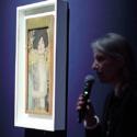 「ユディトⅠ」(1901年 グスタフ・クリムト作)とベルヴェデーレ宮オーストリア絵画館のステラ・ローリッグ館長