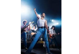 映画『ボヘミアン・ラプソディ』(原題 Bohemian Rhapsody )の日本興収が130億円を突破