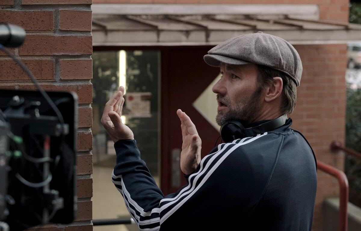 オーストラリア出身の俳優ジョエル・エドガートン