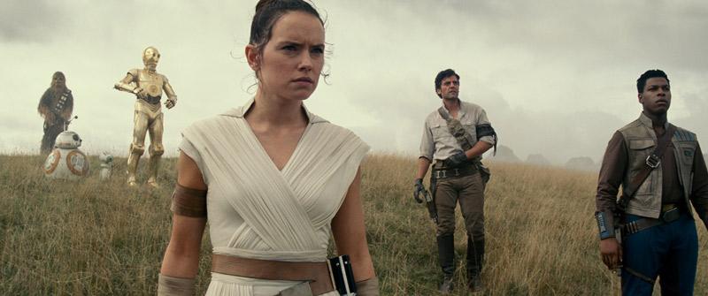 『スター・ウォーズ/ザ・ライズ・オブ・スカイウォーカー』(原題 Star Wars: The Rise Of Skywalker )