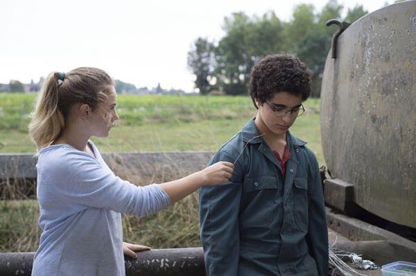 映画『Le jeune Ahmed』