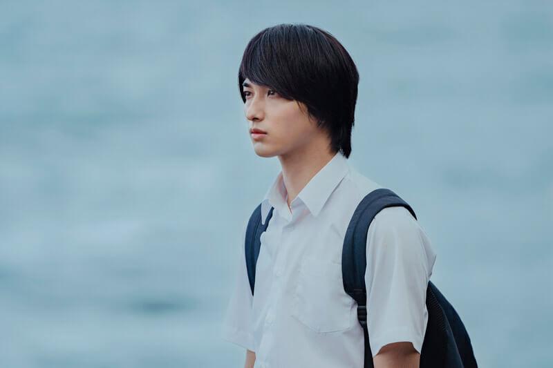 横浜流星(七草役)、映画『いなくなれ、群青』より