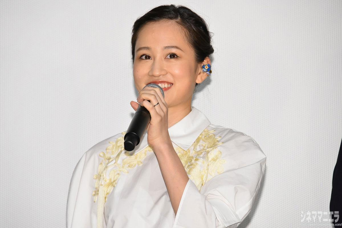 前田敦子「恐怖の共有は加瀬亮さんだけ」