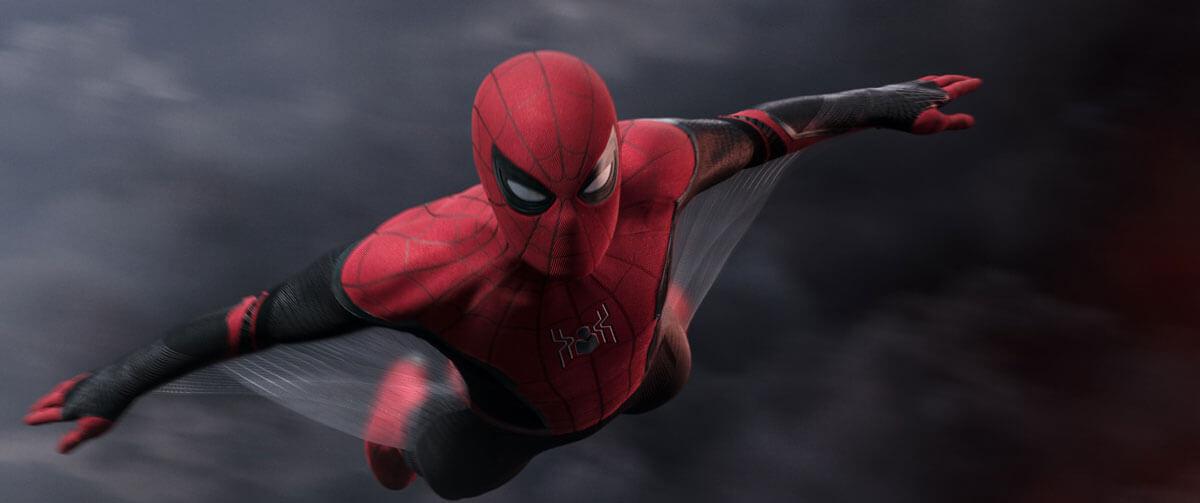 映画『スパイダーマン:ファー・フロム・ホーム』(原題 Spider-Man:Far From Home )