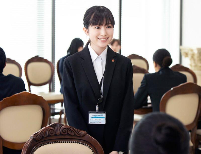 福本莉子、映画『しあわせのマスカット』