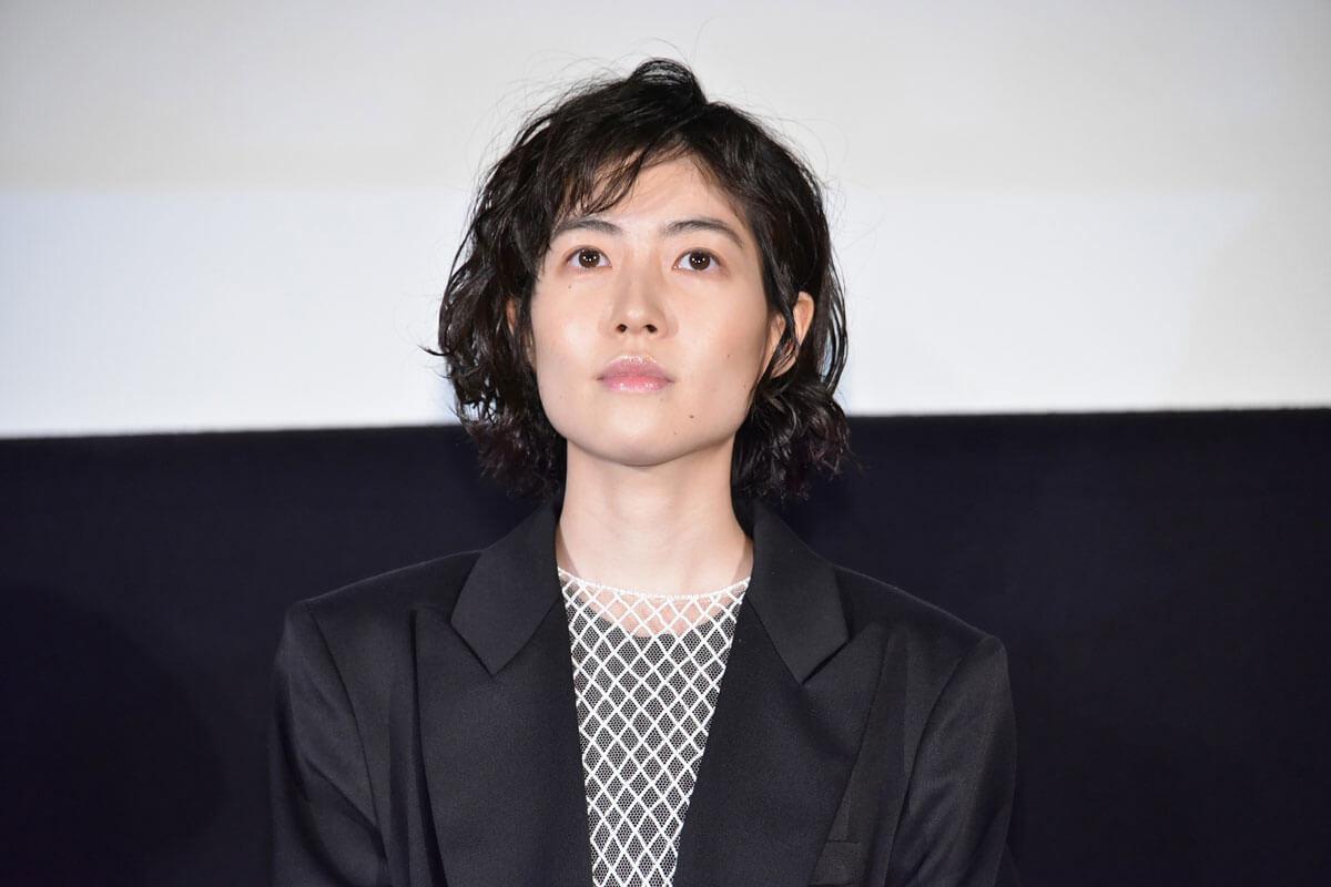 シム・ウンギョン、映画『新聞記者』大ヒット御礼舞台挨拶