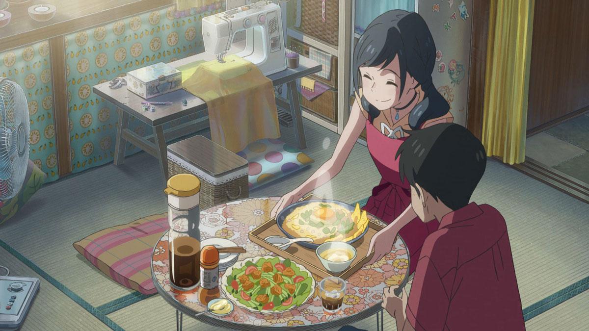 家で作ろう!『天気の子』のり塩チャーハンと即席麺サラダ料理レシピ