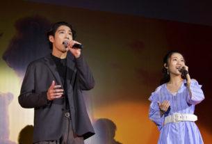 賀来賢人×門山葉子「ライオン・キング」の「愛を感じて」生歌唱