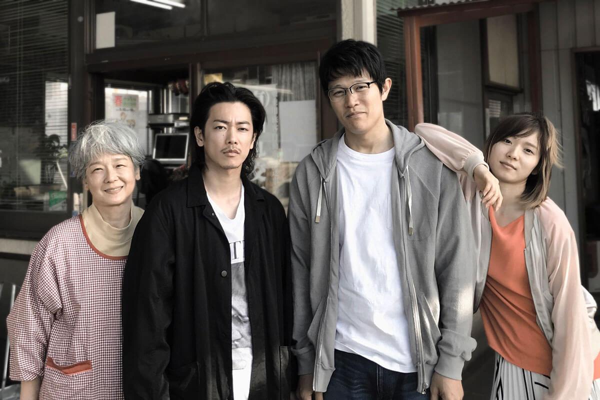 ひとよ(佐藤健主演×白石和彌監督)