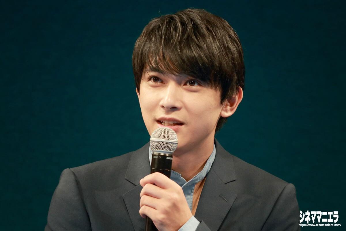 吉沢亮、初の声優を語る
