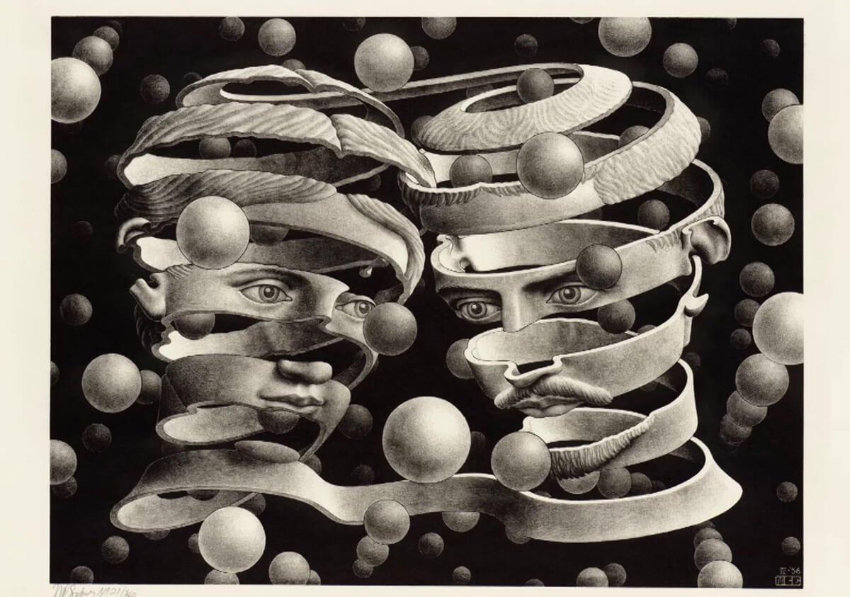 エッシャー 視覚の魔術師(原題 M.C. Escher - Het oneindige zoeken ) - 映画予告編