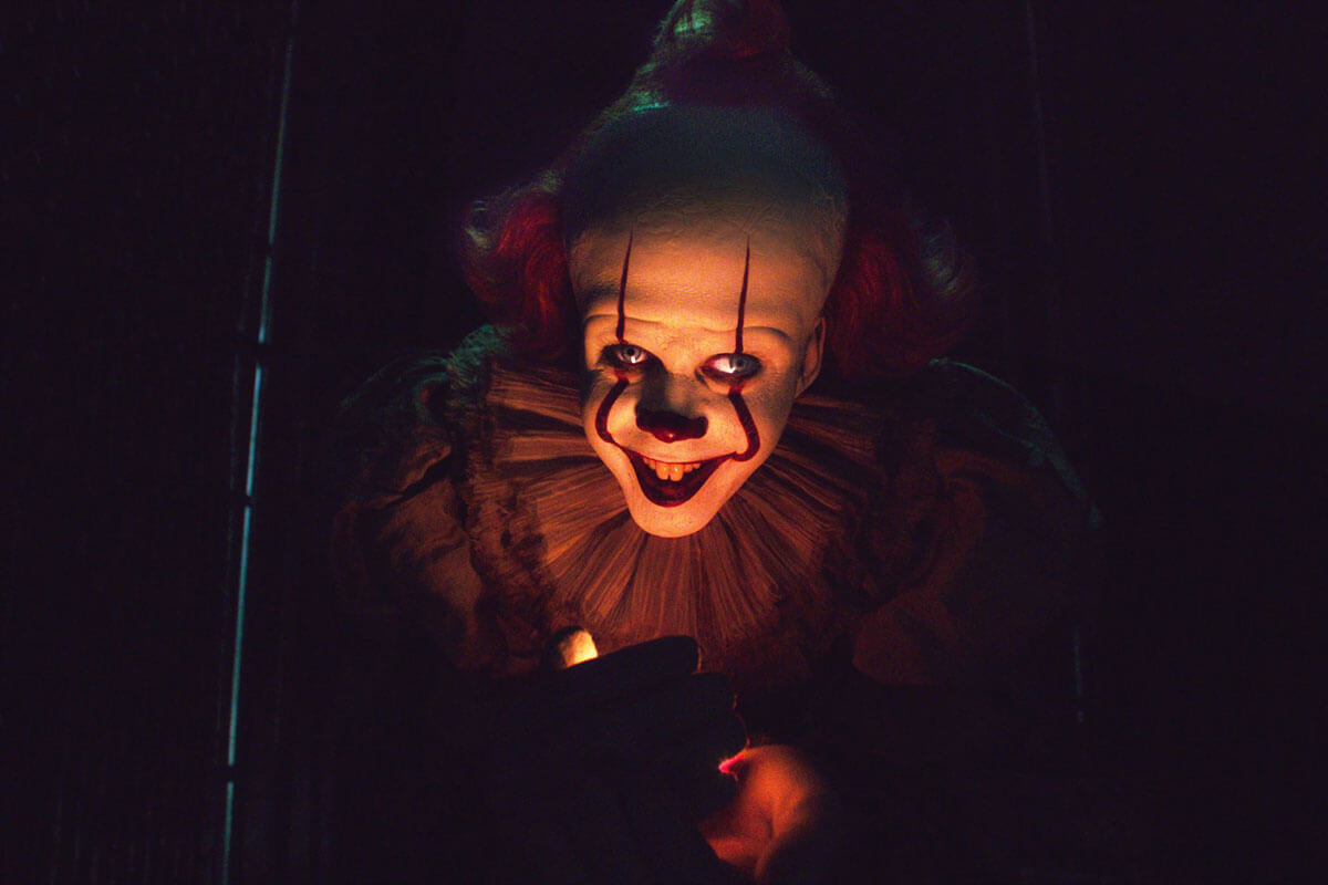"""IT/イット THE END """"それ""""が見えたら、終わり。(原題 It: Chapter Two )"""
