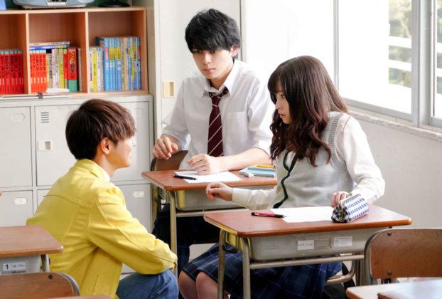 『0キス』片寄涼太、橋本環奈にひざまずく!