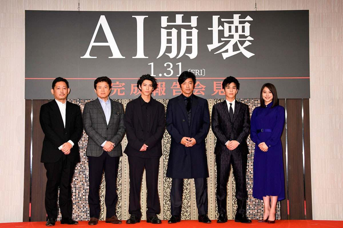 大沢たかお「俳優人生をかけて参加した映画」
