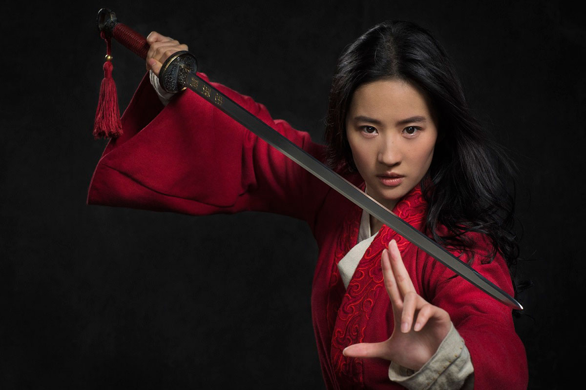 ムーラン(原題 Mulan )