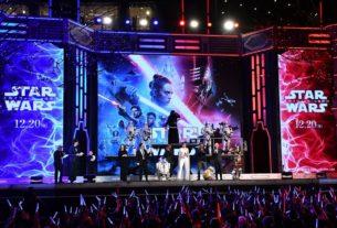 """""""C-3PO""""アンソニー・ダニエルズ来日「ep9は最も重要な作品」"""