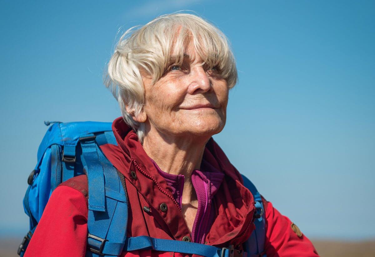 映画『イーディ、83歳 はじめての山登り』