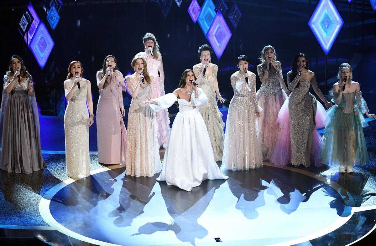 『アナと雪の女王2』松たか子らアカデミー賞授賞式で圧巻のパフォーマンス!