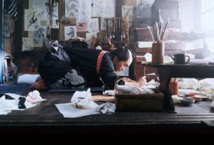 映画『HOKUSAI』