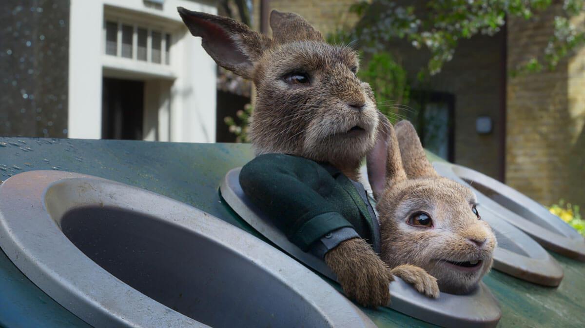映画『ピーターラビット2/バーナバスの誘惑』(原題 Peter Rabbit 2: The Runaway )