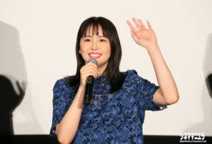 長澤まさみ、映画『コンフィデンスマンJP プリンセス編』初日舞台挨拶