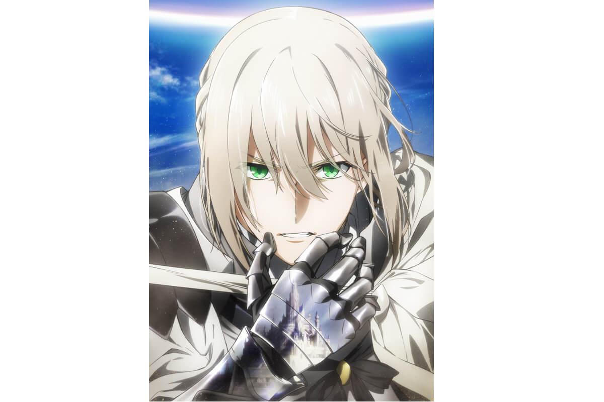 『Fate/Grand Order -神聖円卓領域キャメロット-』の前編「Wandering; Agateram」メインビジュアル