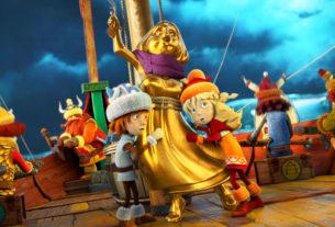 映画『小さなバイキング ビッケ』(原題 Vic the Viking and the Magic Sword )