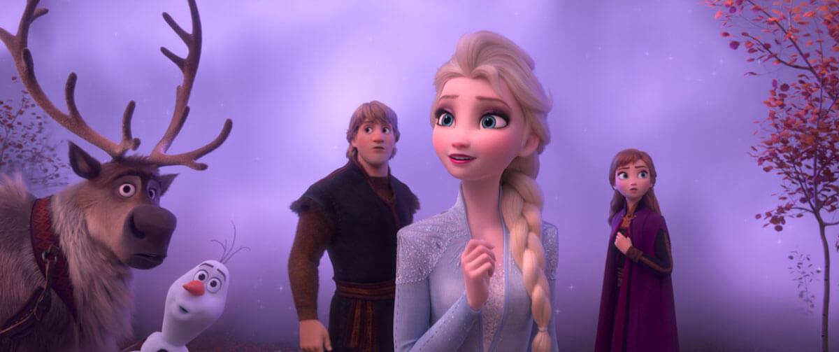 映画『アナと雪の女王2』場面写真